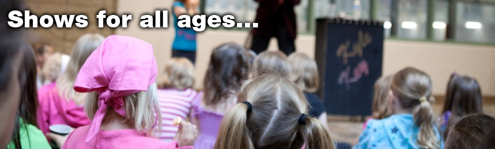 Magic Shows for All Ages